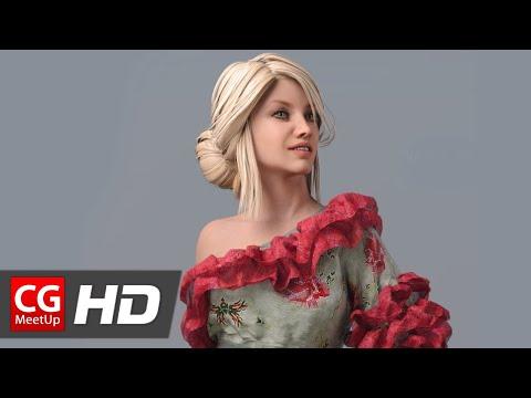 """CGI & VFX Showreels """"Marvelous Designer 7 Showreel"""" by Marvelous Designer"""