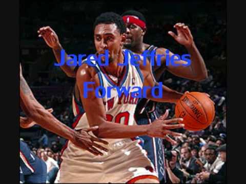New York Knicks 2008 Roster - YouTube