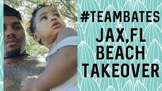 Team Bates| Jax Beach Takeover 🌴
