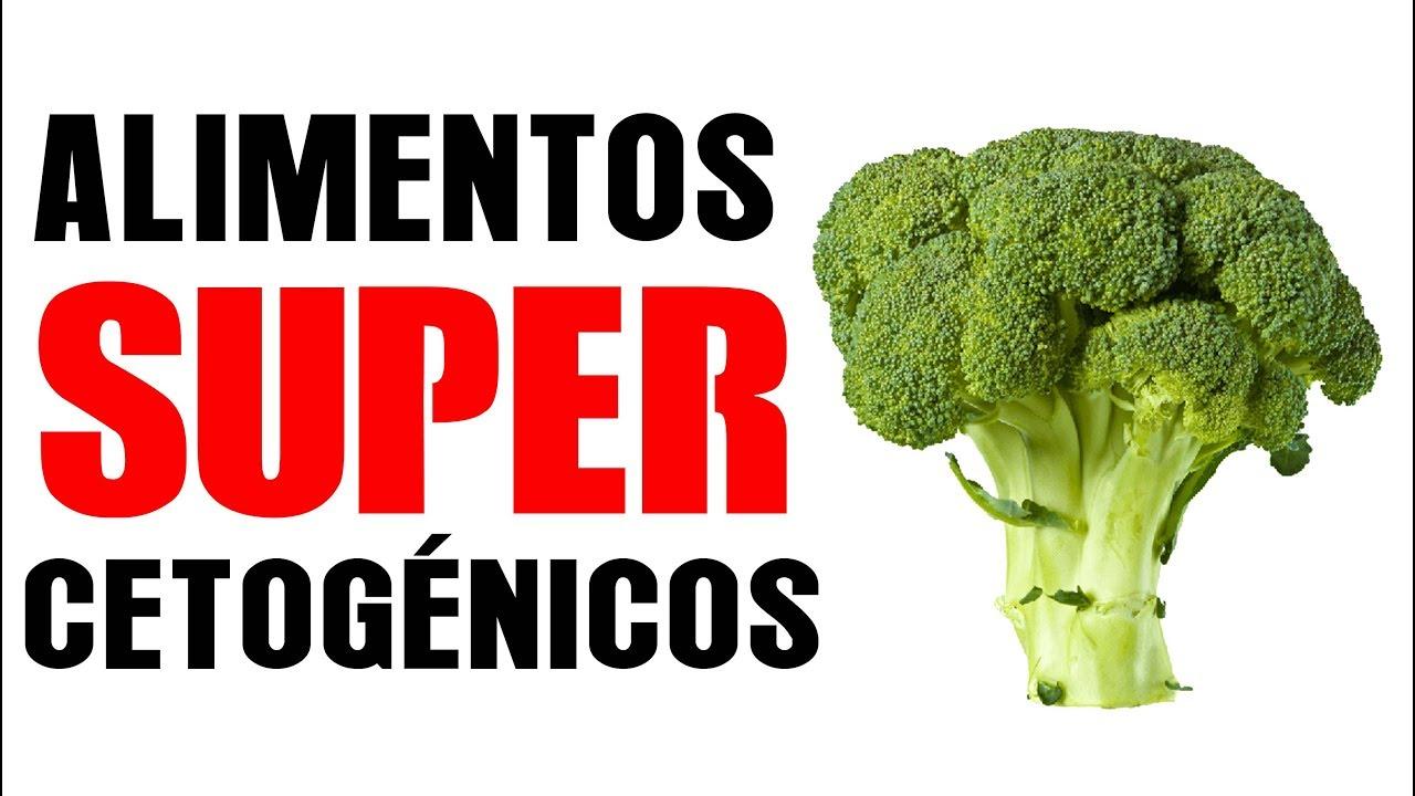 Lista completa de alimentos dieta cetogenicas