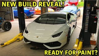 Download Rebuilding A Wrecked Lamborghini Huracan Part 14 Mp3 and Videos