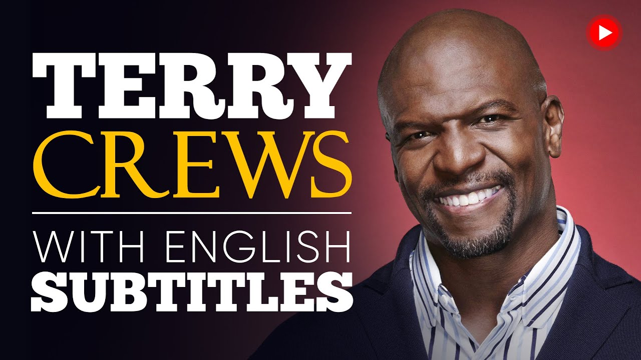 ENGLISH SPEECH | TERRY CREWS: Abuse of Power (English Subtitles)