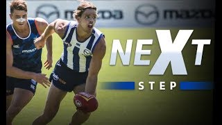 North Melbourne plays AFLX (January 19, 2018)