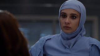 Bailey Fires Qadri - Grey's Anatomy