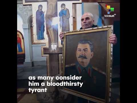 Stalin Is More Popular Than Ever