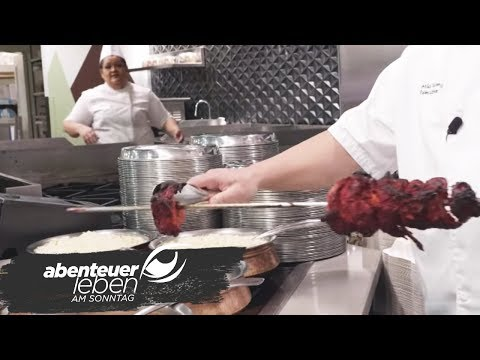 Behind the scenes of the Microsoft headquarter cafeterias | Abenteuer Leben | kabel eins