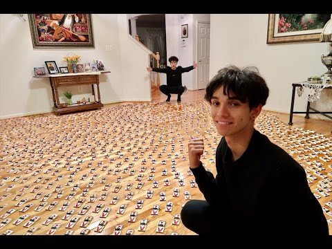INSANE MOUSE TRAP PRANK ON FAMILY! (1000 MOUSE TRAPS)