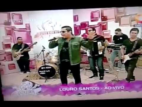 Louro Santos - Tv Tambaú - Paraíba.( Paulo Arcelino )