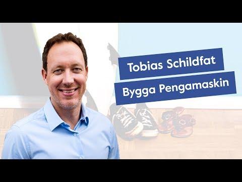 Alla kan bygga en egen pengamaskin – Möt författaren Tobias Schildfat