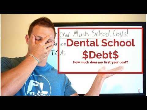 HOW MUCH DOES DENTAL SCHOOL COST?