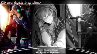 Believer x Thunder x Whatever It Takes   Lyrics & Nightcore    Sam Tsui [4k]