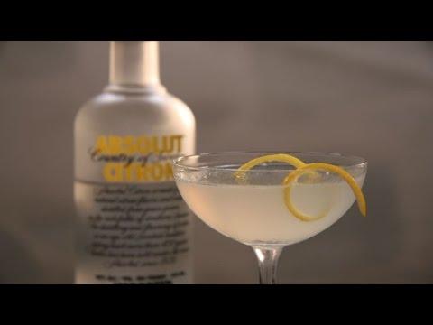 Lemon Drop Cocktail - The Cocktail Spirit with Robert Hess - Small Screen