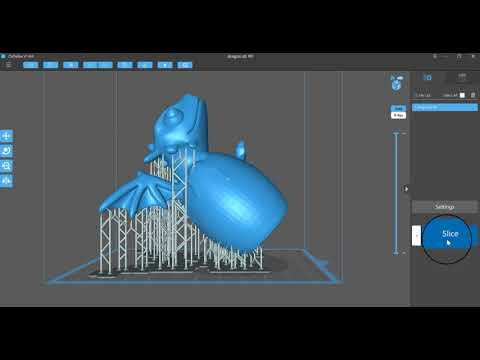 How to Infill Model in Resin(SLA/DLP/LCD) 3D Printing with ChiTuBox?