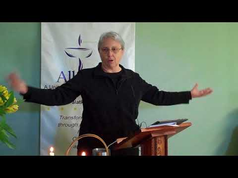The Interdependent Web of All Existence as a Spiritual Tradition - Dr. Nancy Smith