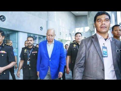 Apa Jadi Pada Najib Razak di SPRM Tadi?