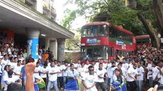 Jagannath university BBA AIS 6th Batch Rag Day