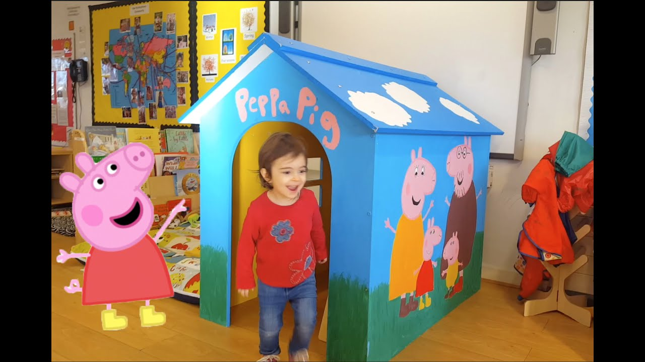 sc 1 st  YouTube & Children play house /Cooking Pretend Play / Kids Kitchen - YouTube