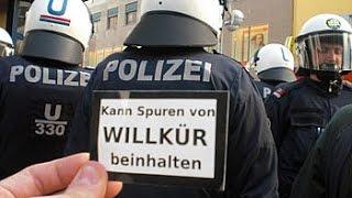 Polizist möchte Rechtsungültigkeit nicht begreifen