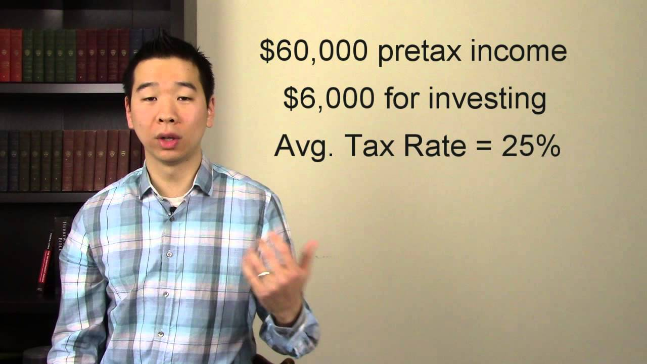 Short Course On Investments Episode 10 - Taxes On Investments