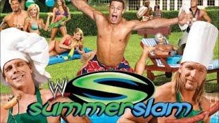 WWE Summerslam 2006 Highlights