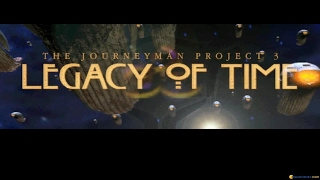 The Journeyman Project 3: Legacy of Time gameplay (PC Game, 1998)