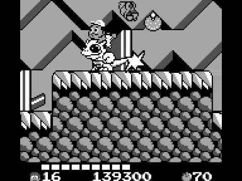 Game Boy Longplay [102] Adventure Island II: Aliens in Paradise