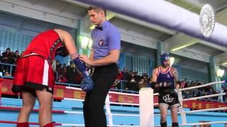 Финальный бой по Тайскому боксу г.Зея 29 ноября 2015 г.