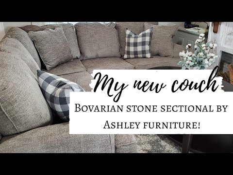 Sectional Sofa From Ashley Furniture, How To Install Ashley Furniture Legs