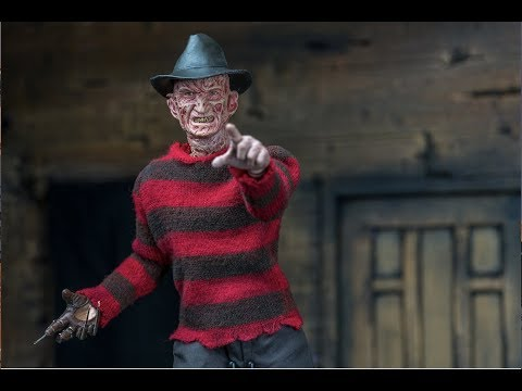 Sideshow Collectibles Dream Warriors Freddy Krueger 1/6 Scale Figure (4K)