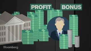 The Rise And Fall of Banker Bonuses