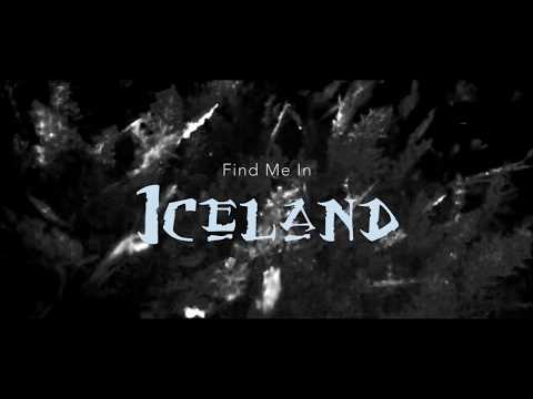 Find Me In   Iceland