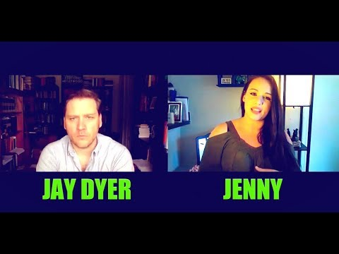 New Age Soy Boy Technocracy Vs Orthodox Philosophy - Jay Dyer on Jenny Moonstone