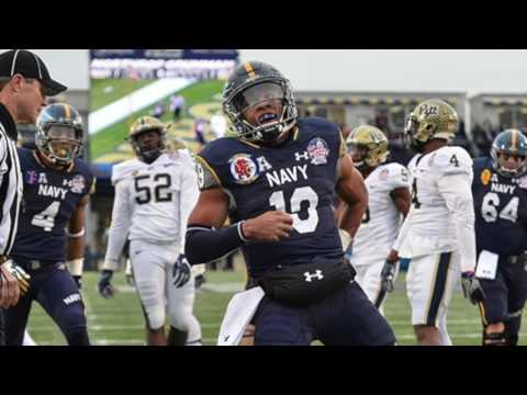 Elite Athlete Keenan Reynolds shares his work with Daryl Hill