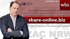 Razzia gegen share-online.biz: Was droht Nutzern? | Rechtsanwalt Christian Solmecke