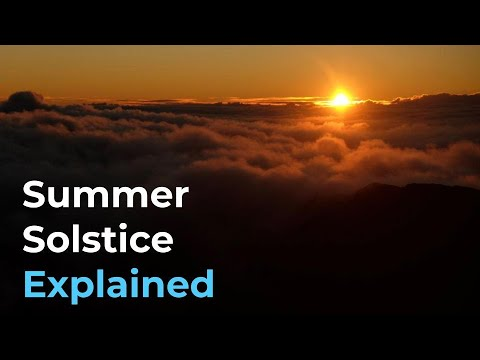 When Is the Summer Solstice 2021 and How Is the First Day of ...