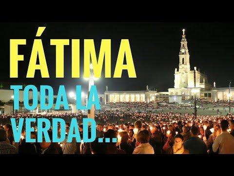 """Fuimos al altar del mundo, al centro del misterio en Portugal. TODA LA VERDAD SOBRE """"FÁTIMA""""."""