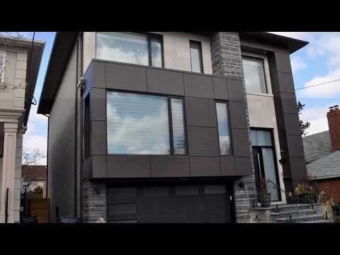 Alumtech Bond, Aluminum Composite panel, Design, Fabrication, Installation