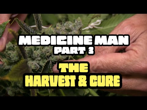 Medicine Man Special Part 3 // 420 Science Club