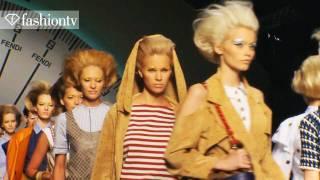 fendi spring 2012 full show at milan fashion week fashiontv   ftv