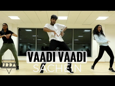 VAADI VAADI | Sachien | DANCE cover | Vijay | DSP | @JeyaRaveendran choreography