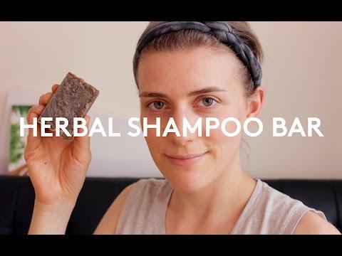 HOMEMADE HERBAL SHAMPOO BARS | DIY