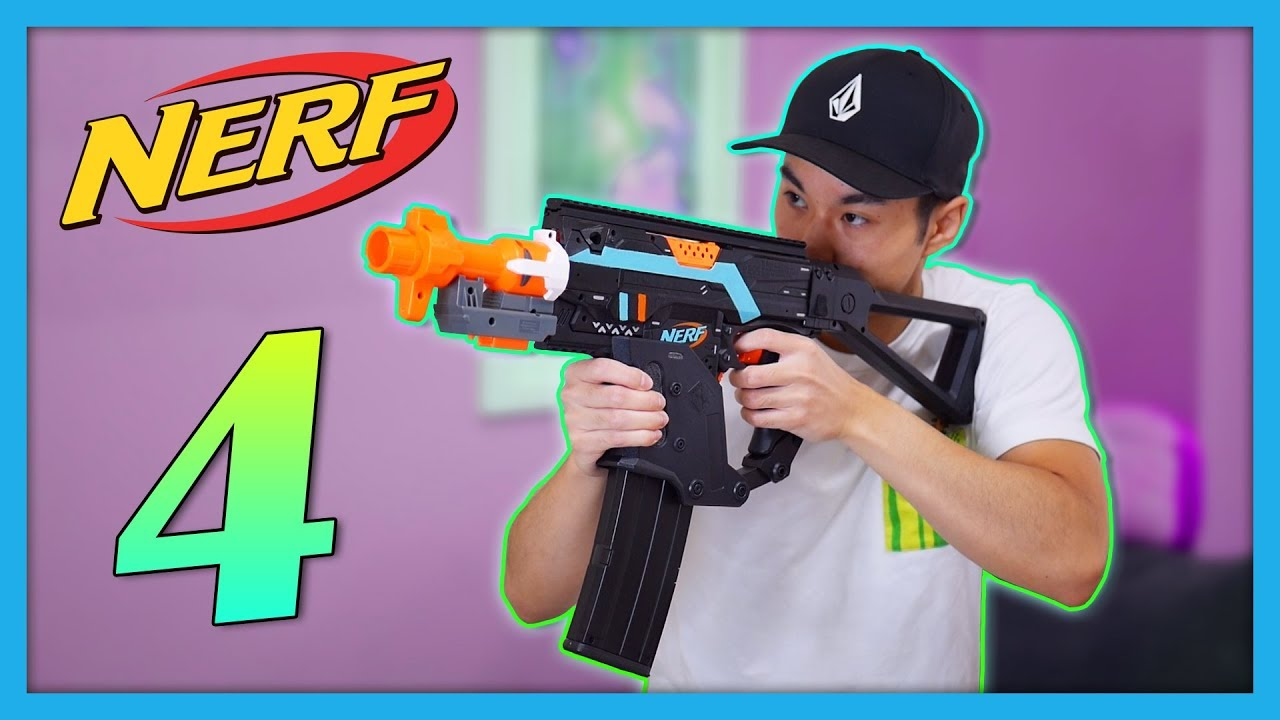 Pin on Cool looking nerf guns  |Nerf Guns Awesome Looking