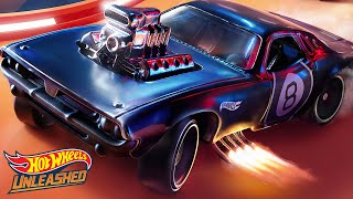 HOT WHEELS UNLEASHED PS5 Walkthrough Gameplay Part 1 - INTRO (PlayStation 5)