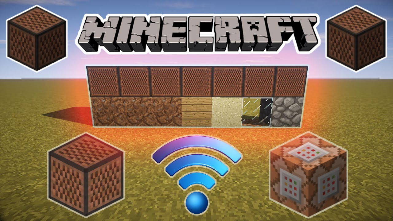 How to Craft a Note Block on Minecraft