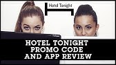 TRAVEL TIPS: Hotel Tonight Promo Code $25 OFF! - YouTube