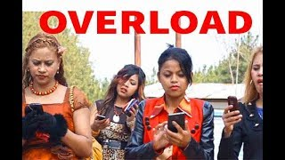 OVERLOAD LIKE REAL FUNNY KHASI FUNNY VIDEO CLIPS