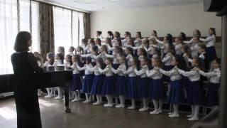 Младший хор ДМХШ