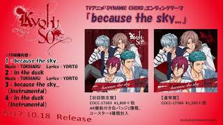 KYOHSO - because the sky...