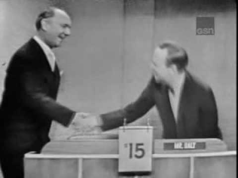 What's My Line? - Sir Ralph Richardson (1963, TV Show)