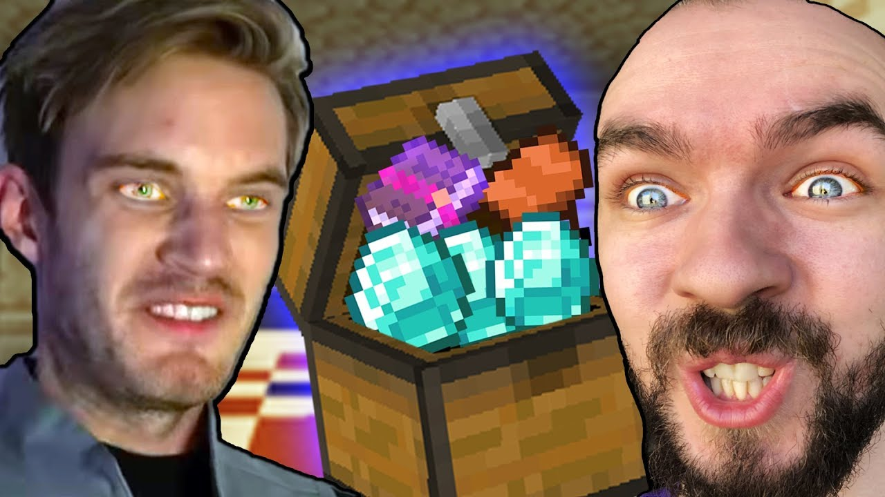 We Found EPIC Treasure In Minecraft thumbnail